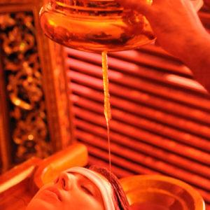 shirodara ayurveda massage